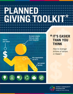 Planned Giving Toolkit