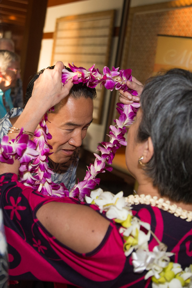Centennial photo gallery west hawaii hawaii community foundation lei greeting m4hsunfo