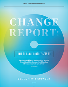 Hawaii Business Change Reports