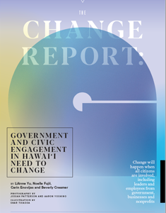 Hawaii Business CHANGE Report
