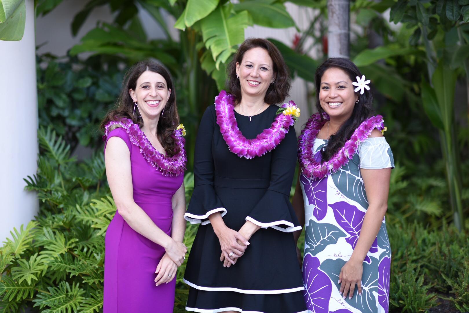 Image of Deborah Zysman, Jessica Yamauchi, Brandee Menino