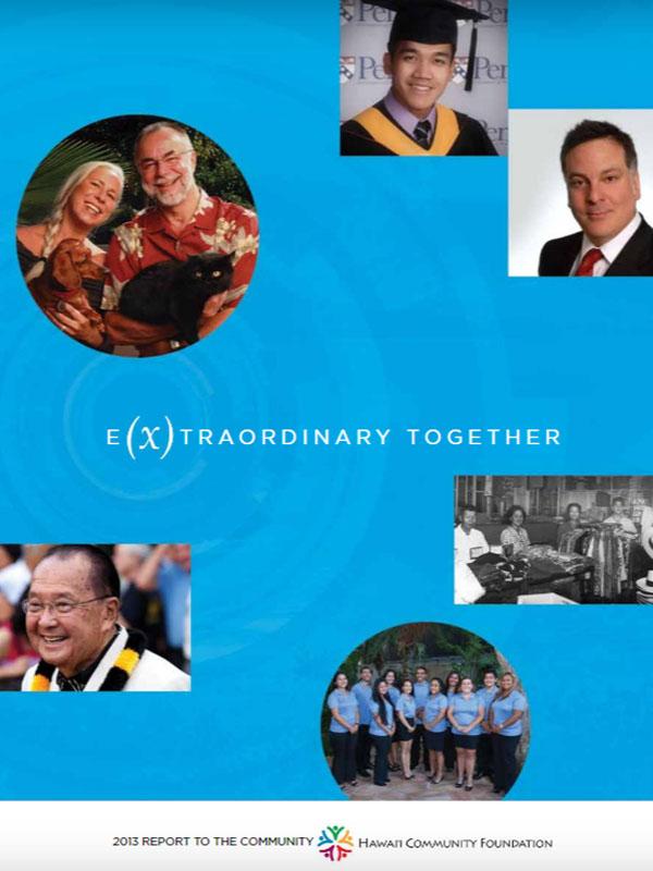 2013 E(x)traordinary Together