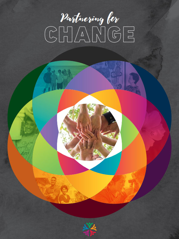 2019 Partnering for CHANGE