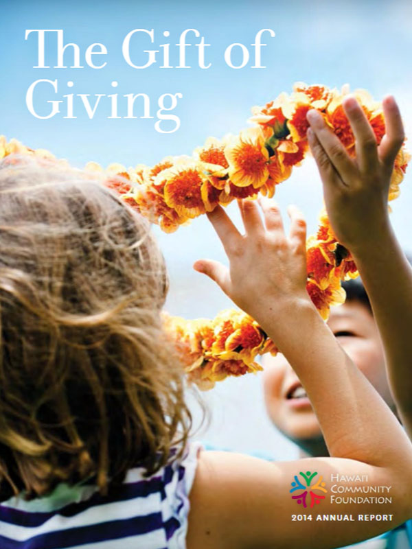 2014 The Gift of Giving