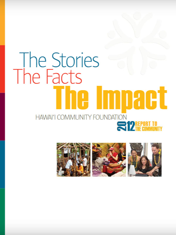 2012 The Stories, The Facts, The Impact